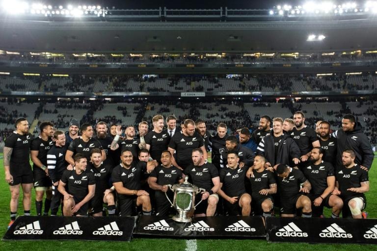 The All Blacks are one of the best-known brands in sport