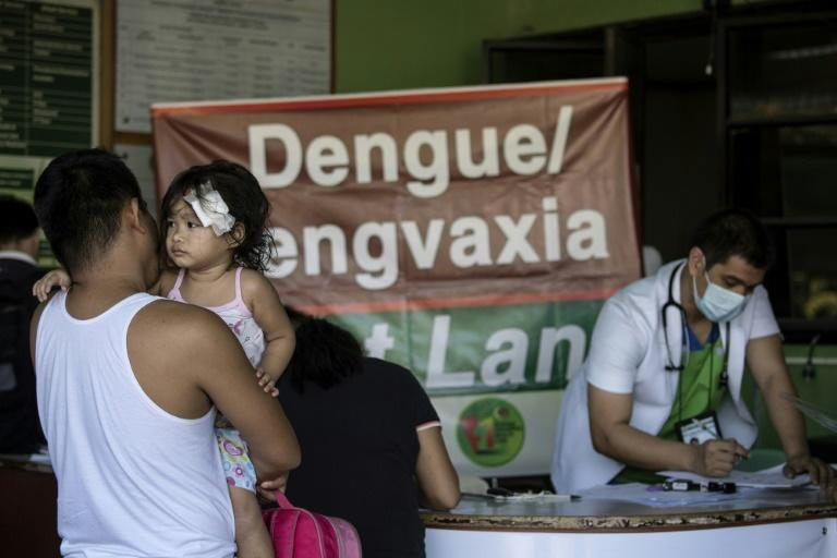 The Dengvaxia immunisation programme proved hugely controversial in the Philippines