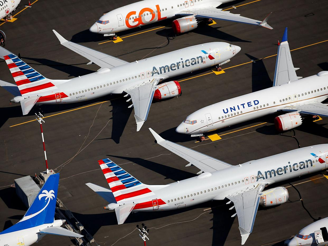 United will scrap 8,000 flights due to grounded Boeing jets