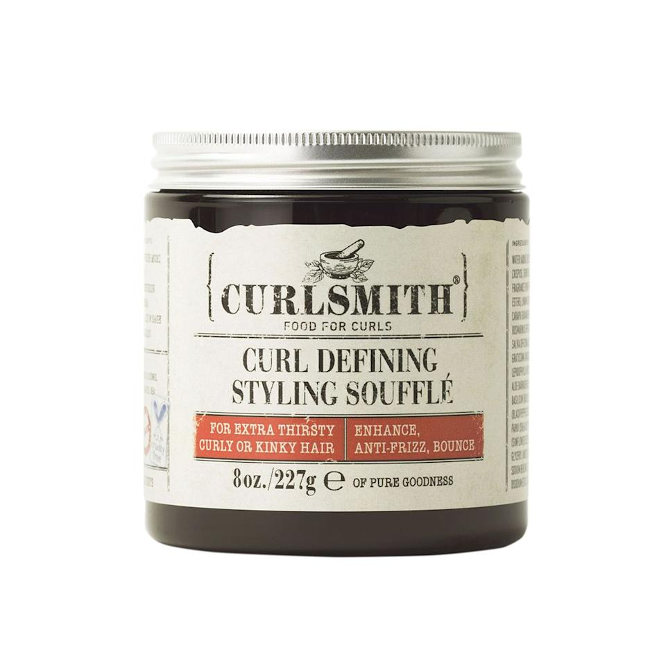 """""""My new holy grail! Has an addicting smell, defines my curls without making my hair crunchy, and can be used for wash-and-gos or twist-outs."""""""