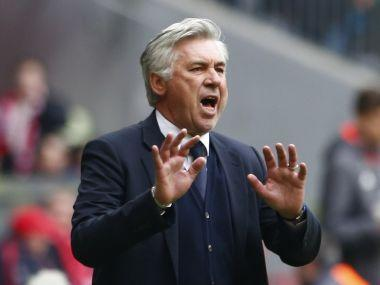 Former Bayern Munich manager Carlo Ancelotti is set to take over as Napoli coach, according to reports in Italy on Tuesday.