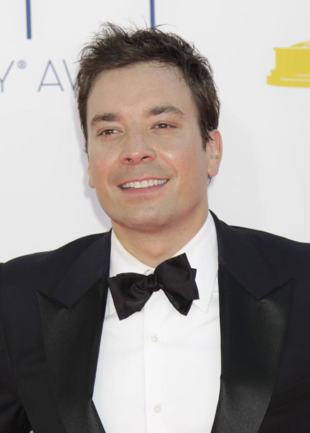 Jimmy Fallon is essential viewing on US network TV
