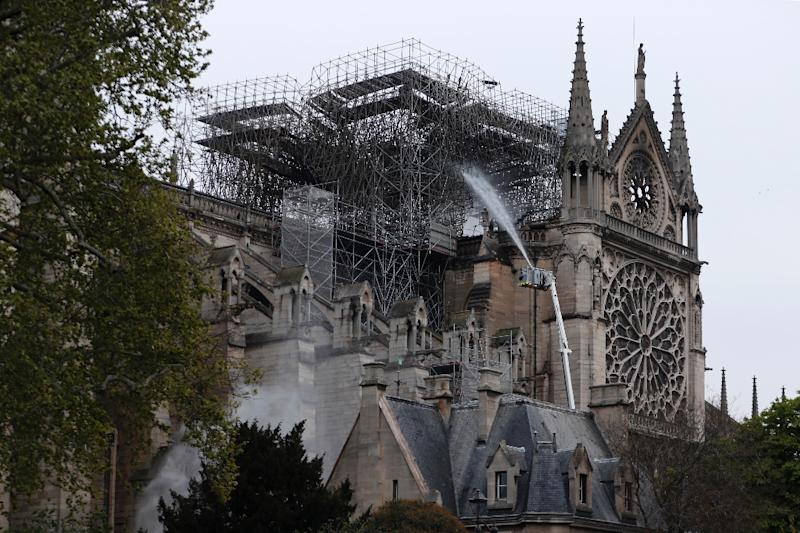 Rebuilding Notre-Dame is likely to cost hundreds of millions of euros over several years, if not decades, though experts breathed sighs of relief that the damage was not even worse
