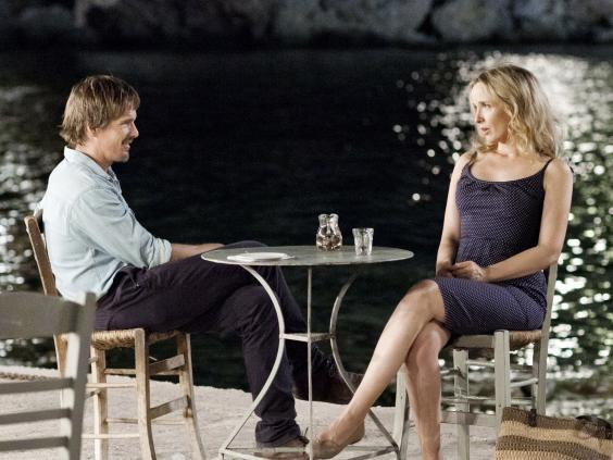 Ethan Hawke and Julie Delpy face an ambiguous future in 'Before Midnight'