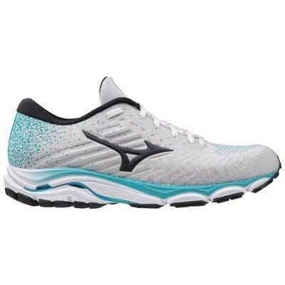 <p>Long-distance runs call for these <span>Mizuno Wave Inspire 16 Waveknit Running Shoes</span> ($90).</p>