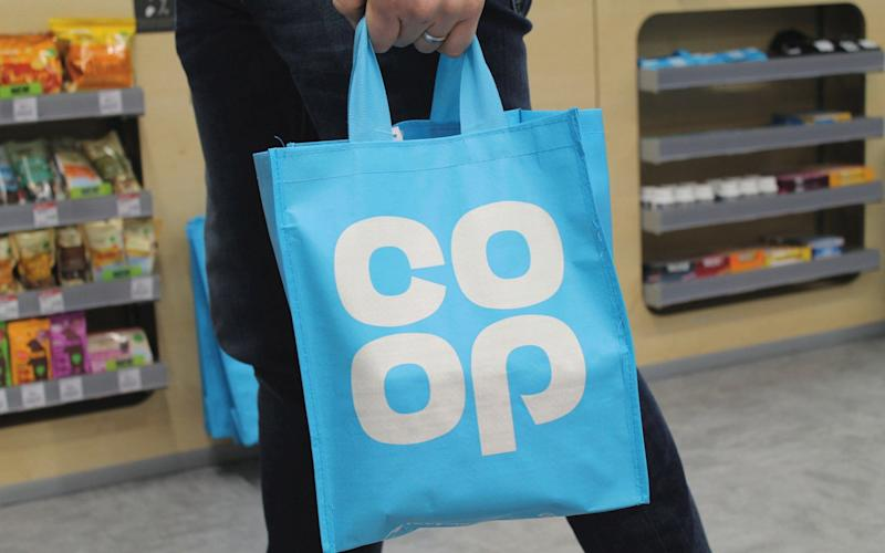The Co-operative could be fined up to £70m for its treatment of suppliers - PA