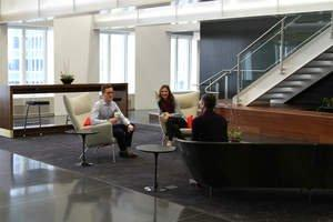 JLL Revitalizes Headquarters as Workplace of the Future