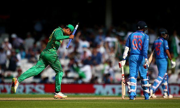 India v Pakistan - ICC Champions Trophy Final