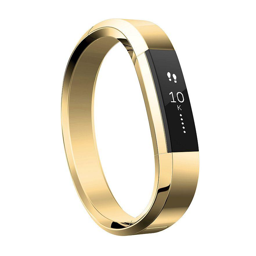 "<p>To go with her Cartier ""Love"" bracelet stack, of course.<strong>Buy It! </strong>Fitbit Alta Metal Bracelet in Gold, $129.99; <a rel=""nofollow"" href=""https://click.linksynergy.com/fs-bin/click?id=93xLBvPhAeE&subid=0&offerid=486821.1&type=10&tmpid=12879&RD_PARM1=https%3A%2F%2Fwww.kohls.com%2Fproduct%2Fprd-2688766%2Ffitbit-alta-metal-bracelet.jsp%3Fcolor%3DGold%2526prdPV%3D19&u1=POFasG1MothersDayCoolMomGiftsBTMarch"">kohls.com</a><strong></strong>For the full Fitbit Alta range, shop at <a rel=""nofollow"" href=""https://www.fitbit.com/shop/altahr"">Fitbit.com </a></p>"