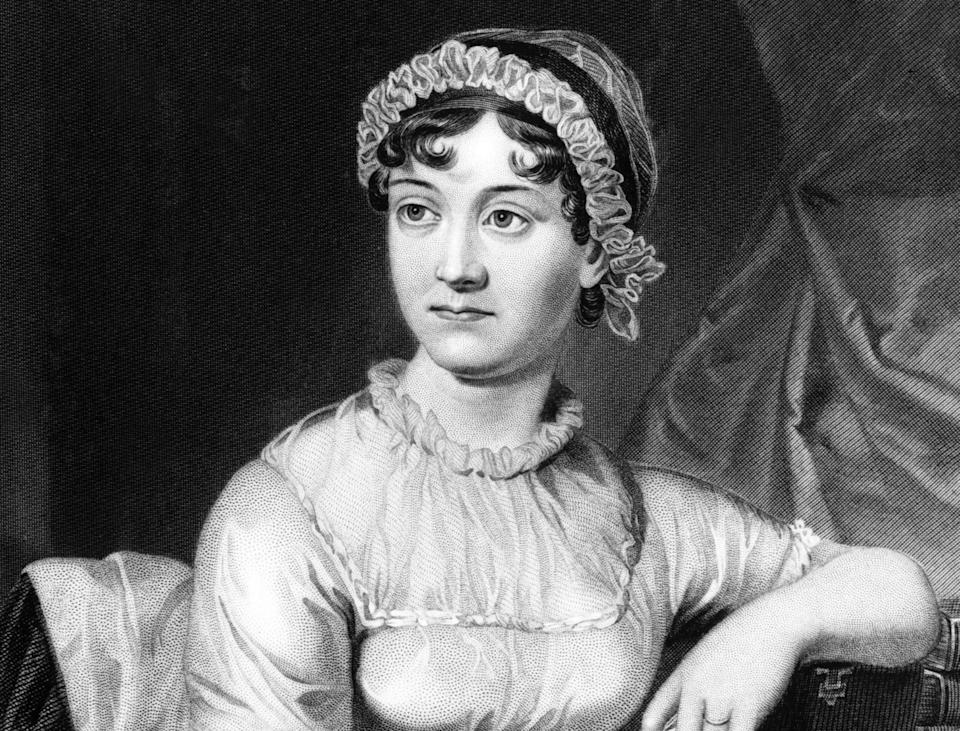 Jane Austen (1775-1817) (Photo by: Photo12/Universal Images Group via Getty Images)