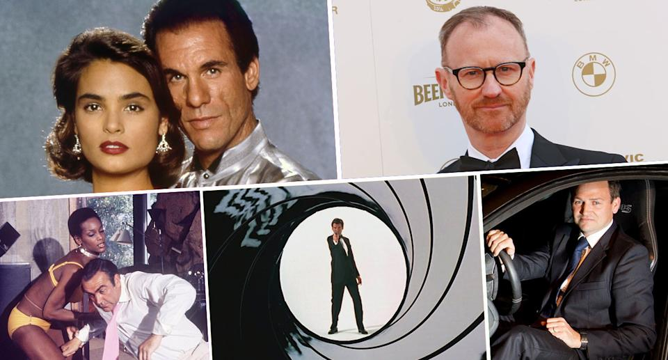 Bond villains, Bond girls, stunt drivers, costume designers, scholars, superfans and more have cast their vote. (Getty/Eon/MGM)