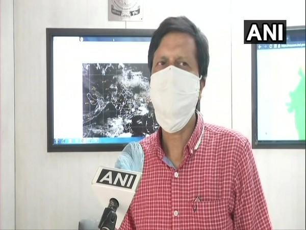 RK Jenamani, Senior Scientist at the India Meteorological Department in conversation with ANI (Photo/ANI)