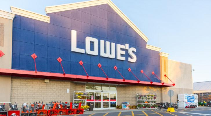 housing stocks to buy Lowe's (LOW)