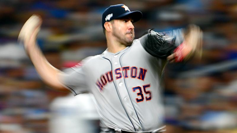 What's next for the Astros with Justin Verlander out?