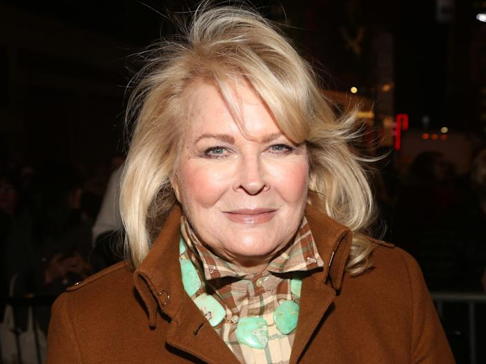 """Candice Bergen in 2019. <p class=""""copyright"""">Bruce Glikas/WireImage/Getty Images</p>"""