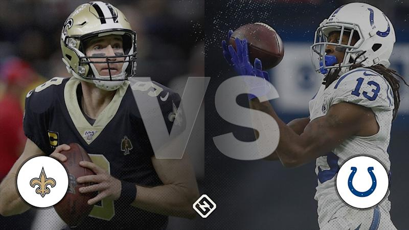 Saints vs. Colts final score: Drew Brees magnificent on record-breaking night