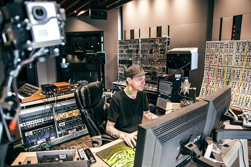 Deadmau5 Hints At New Orchestral Project With YouTube Teaser