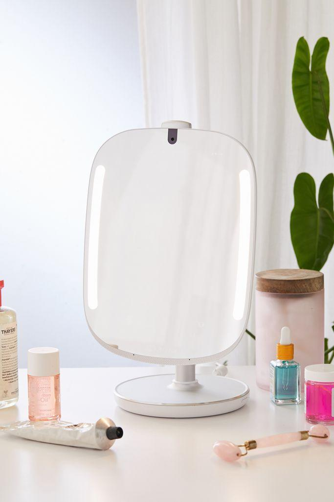 "<h2>HiMirror Smart Beauty Mirror</h2> <br>Smart gadgets have infiltrated the beauty industry and the HiMirror has set the pace. Equipped with Amazon Alexa, it'll analyze your skin and report back with all the tiny details. <br> <br> <strong>HiMirror</strong> HiMirror Smart Beauty Mirror, $, available at <a href=""https://go.skimresources.com/?id=30283X879131&url=https%3A%2F%2Ffave.co%2F36WsPHK"" rel=""nofollow noopener"" target=""_blank"" data-ylk=""slk:Urban Outfitters"" class=""link rapid-noclick-resp"">Urban Outfitters</a>"