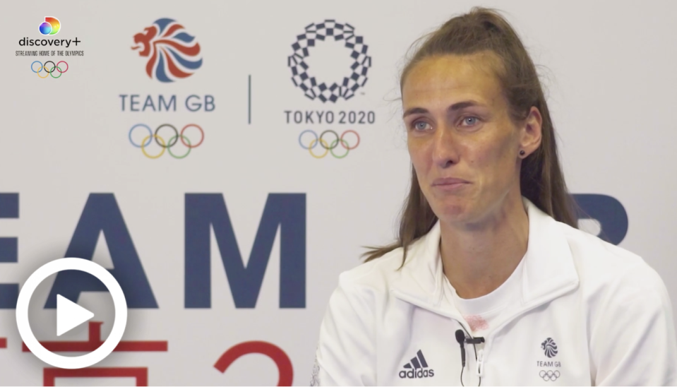 TOKYO 2020 - 'THE TALENT IN THE SQUAD IS FANTASTIC' - JILL SCOTT ON TEAM GB'S SQUAD FOR TOKYO