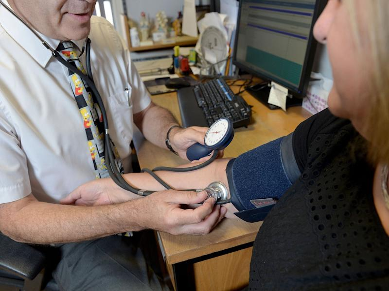 The doctors surveyed were all working in the southwest of England, but the British Medical Association and Royal College of GPs said the findings were applicable across the UK: PA