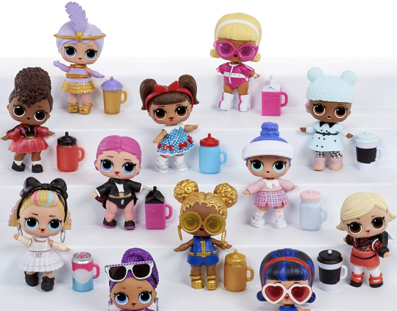 L.O.L. dolls are up to 65 percent off right now at Amazon. (Photo: Amazon)