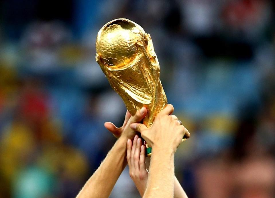 "In 2010, the <a href=""https://www.fifa.com/worldcup/news/almost-half-the-world-tuned-home-watch-2010-fifa-world-cup-south-africat-1473143"" rel=""nofollow noopener"" target=""_blank"" data-ylk=""slk:FIFA World Cup South Africa"" class=""link rapid-noclick-resp"">FIFA World Cup South Africa</a> was shown in every country and territory on Earth, including Antarctica and the Arctic Circle, which meant that a record-breaking 3.2 billion people around the world watched the game in their homes, or 46.4 percent of the global population. Four years later, <a href=""https://www.fifa.com/worldcup/news/2014-fifa-world-cuptm-reached-3-2-billion-viewers-one-billion-watched--2745519"" rel=""nofollow noopener"" target=""_blank"" data-ylk=""slk:FIFA World Cup Brazil"" class=""link rapid-noclick-resp"">FIFA World Cup Brazil</a> drew the same staggering number of viewers."