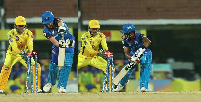 Dhoni's stumping skills are second to none