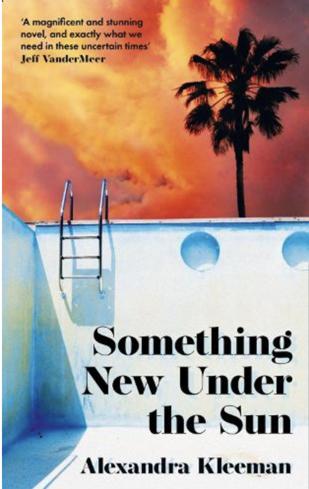 """<strong><em>Something New Under the Sun</em></strong> <strong>Alexandra Kleeman</strong><br><br>From the writer of <em>You Too Can Have A Body Like Mine</em> comes a dystopian eco-mystery.<br><br>Patrick Hamlin's novel is being turned into a movie and he's been flown to Hollywood to help make it. Living the dream, right? Wrong. The film stars the unruly Cassidy Carter, teen star turned chaotic tabloid darling (think, Lindsay Lohan back in the day), and he's got little-to-no-say in how the film is made.<br><br>But something's gone awry with Los Angeles' water and the movie appears to be involved. Teaming up with Cassidy (did we mention her teen fame came from a <em>Veronica Mars</em>-esque detective show?), Patrick becomes determined to get to the bottom of the murky goings on.<br><br><em>Released August 19 on Harper Collins</em><br><br><strong>Harper Collins Publishers</strong> Something New Under the Sun - Alexandra Kleeman, $, available at <a href=""""https://uk.bookshop.org/books/something-new-under-the-sun/9780008339111"""" rel=""""nofollow noopener"""" target=""""_blank"""" data-ylk=""""slk:bookshop.org"""" class=""""link rapid-noclick-resp"""">bookshop.org</a>"""