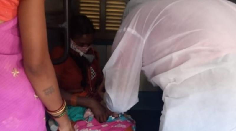 Woman Gives Birth to Child on Shramik Special Train Enroute to Balangir