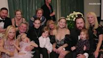 <p>Hudson was joined by her big family, including Goldie Hawn and Kurt Russell, partner Danny Fujikawa and children Ryder, Bingham and Rani Rose.</p>