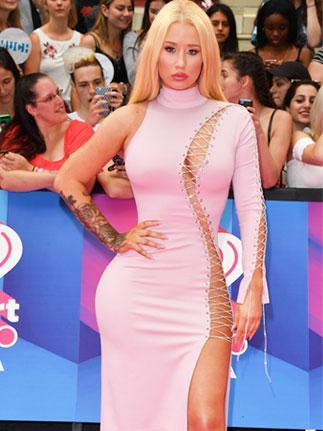 Iggy Azalea and more at Much Music Awards red carpet
