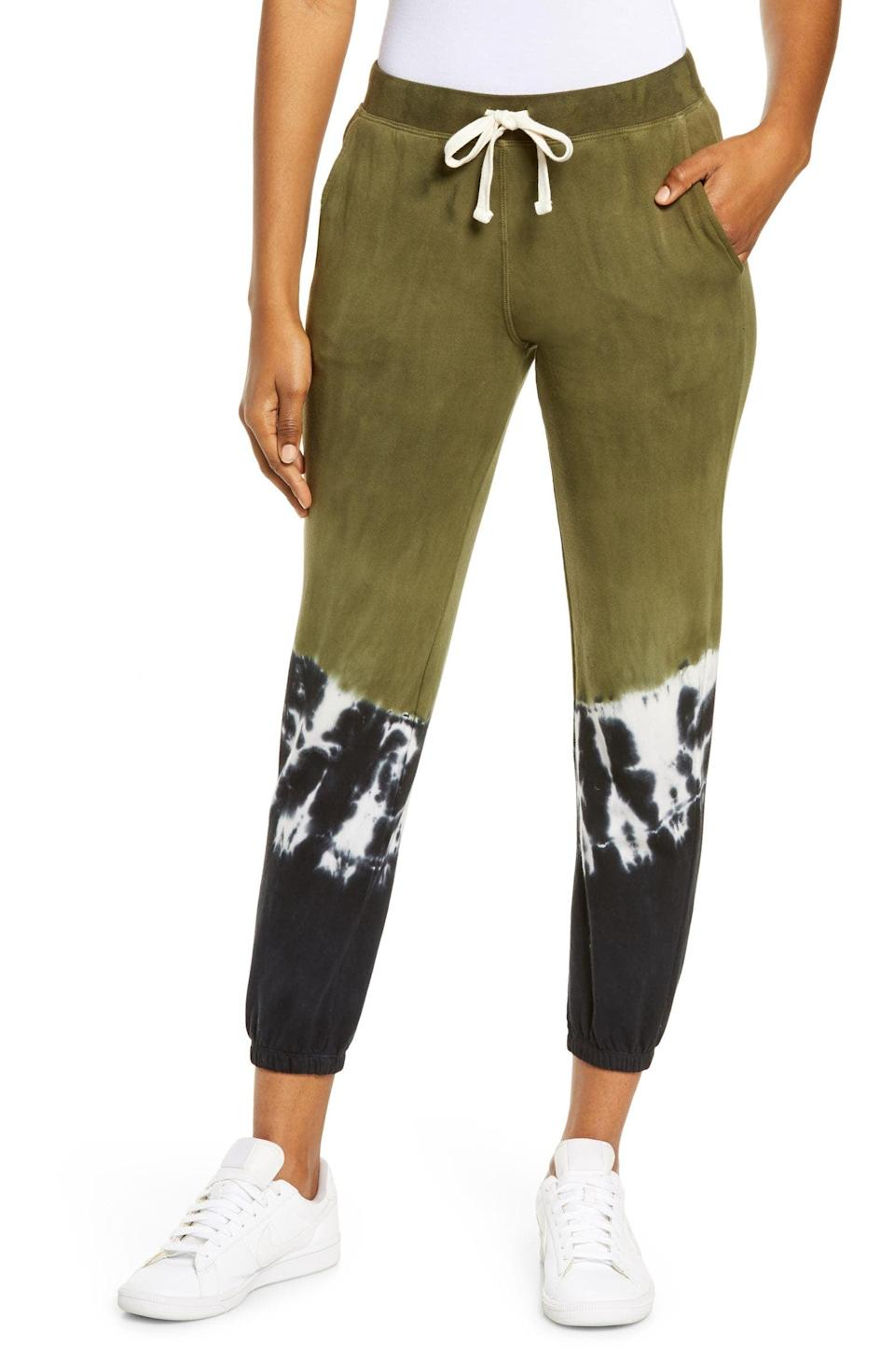 <p><span>Electric &amp; Rose Vendimia Joggers</span> ($95, originally $158)</p>
