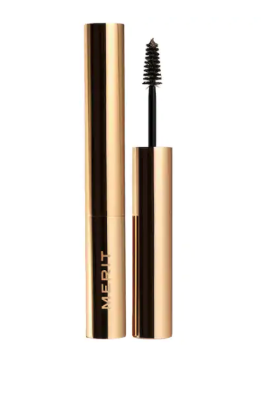 """<p><strong>Merit</strong></p><p>sephora.com</p><p><a href=""""https://go.redirectingat.com?id=74968X1596630&url=https%3A%2F%2Fwww.sephora.com%2Fproduct%2Fmerit-brow-1980-volumizing-eyebrow-pomade-gel-P468695&sref=https%3A%2F%2Fwww.marieclaire.com%2Fbeauty%2Fg36077526%2Fsephora-spring-savings-event-2021%2F"""" rel=""""nofollow noopener"""" target=""""_blank"""" data-ylk=""""slk:SHOP IT"""" class=""""link rapid-noclick-resp"""">SHOP IT </a></p><p><strong><del>$24</del> $19.20 (20% off)</strong></p><p>Since we'll be wearing masks for the foreseeable future, you might as well make sure your eye makeup looks on point. Not only does Merit's pomade shape your brows, but it'll also give 'em a subtle tint.</p>"""