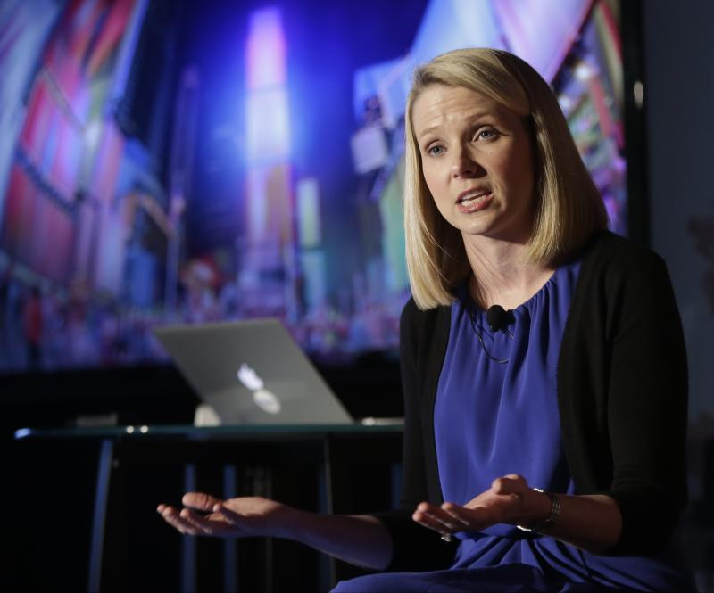 Key events involving Yahoo and its performance