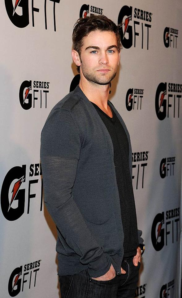 """Chace Crawford (""""Gossip Girl"""") turns 26 Mark Sullivan/<a href=""""http://www.wireimage.com"""" target=""""new"""">WireImage.com</a> - April 12, 2011"""