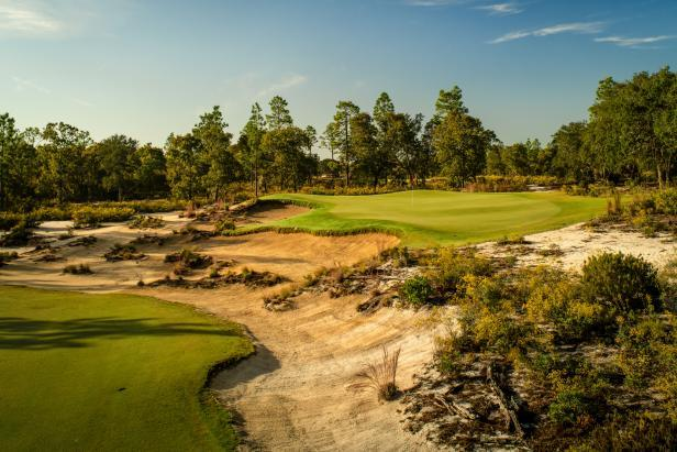 How Gil Hanse became one of golf's busiest architects, and how he balances all his work