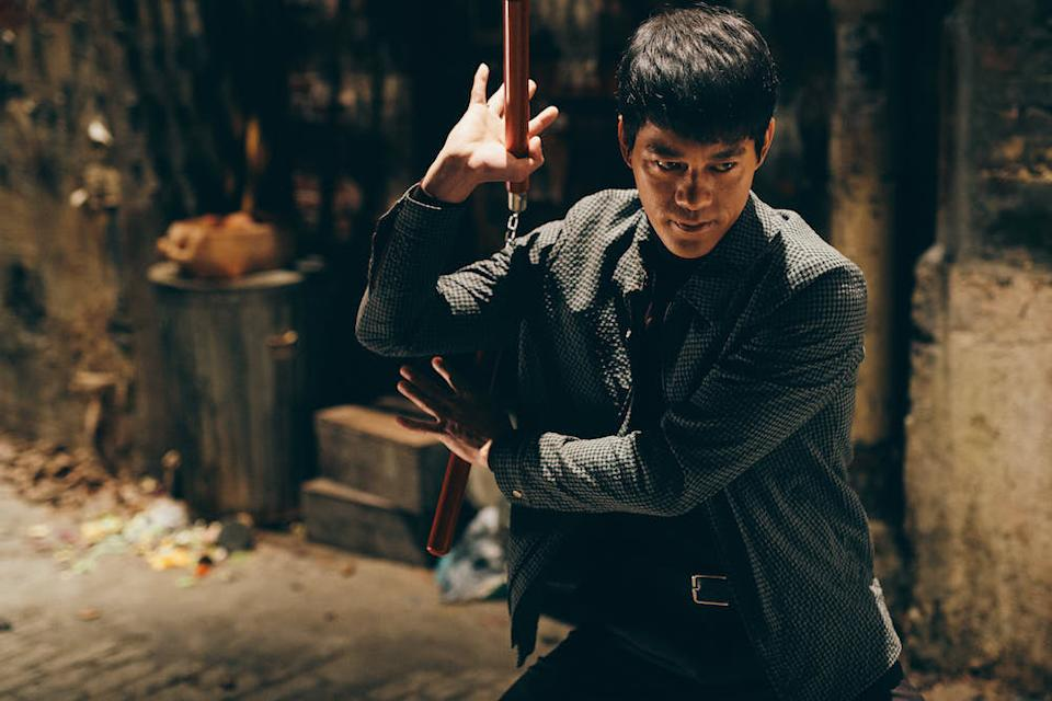 Danny Chan is Bruce Lee in Ip Man 4: The Finale. (PHOTO: Shaw Organisation)