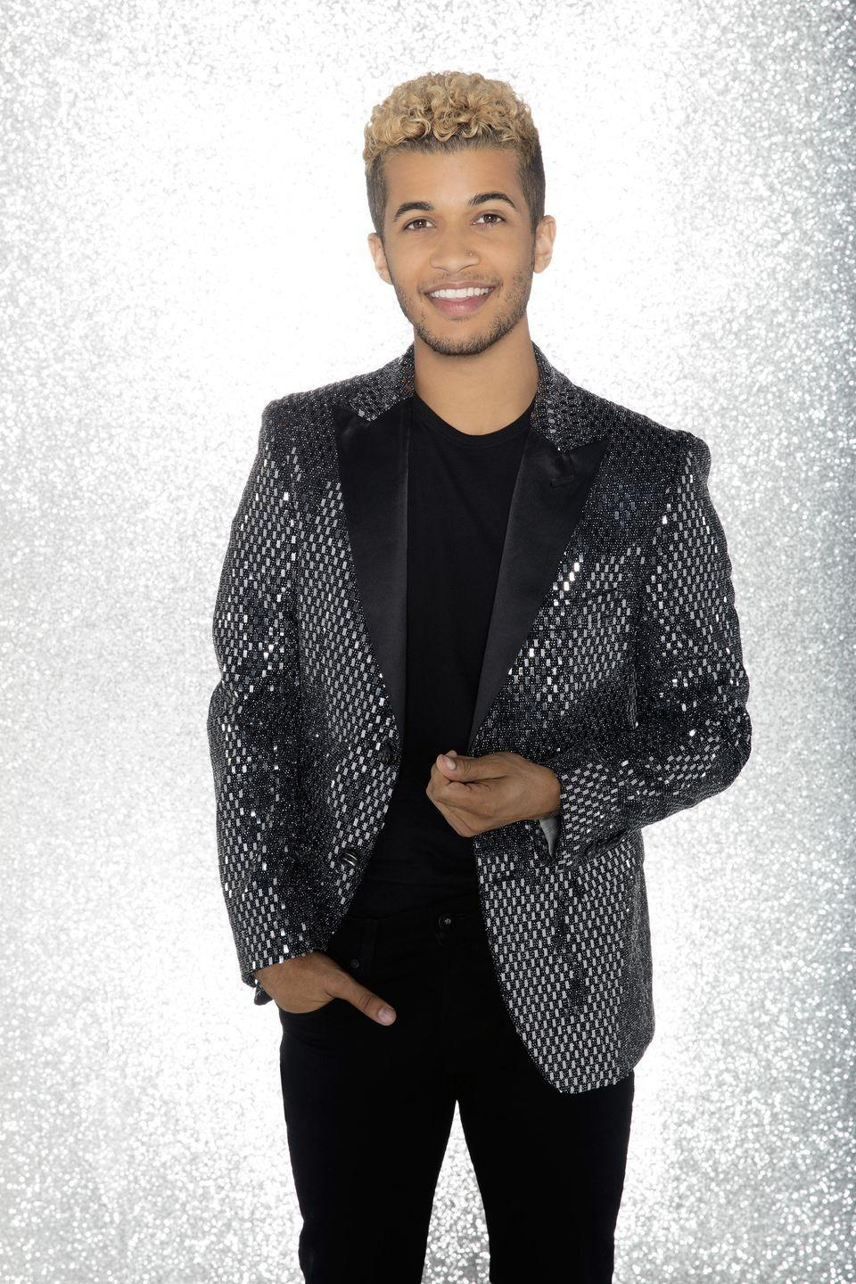 """<p>The <em>Dancing with the Stars</em> alum was adopted by his maternal grandmother and step-grandfather.</p><p>""""It's because of their unrelenting, unconditional support and love I'm able to have the life that I have now and do everything I love to do and that starts with the selflessness and love of my mom and dad,"""" he <a href=""""https://people.com/tv/dwts-jordan-fisher-adoption-interview/"""" rel=""""nofollow noopener"""" target=""""_blank"""" data-ylk=""""slk:told"""" class=""""link rapid-noclick-resp"""">told </a><em><a href=""""https://people.com/tv/dwts-jordan-fisher-adoption-interview/"""" rel=""""nofollow noopener"""" target=""""_blank"""" data-ylk=""""slk:People"""" class=""""link rapid-noclick-resp"""">People</a></em>.</p><p><a href=""""https://www.youtube.com/watch?v=lpF6P4pyUME"""" rel=""""nofollow noopener"""" target=""""_blank"""" data-ylk=""""slk:MORE: Jordan Fisher from Rent Live Sings Moana, Hamilton, and More Hit Musical Songs"""" class=""""link rapid-noclick-resp""""><strong>MORE:</strong> Jordan Fisher from <em>Rent Live</em> Sings <em>Moana</em>, <em>Hamilton</em>, and More Hit Musical Songs</a></p>"""