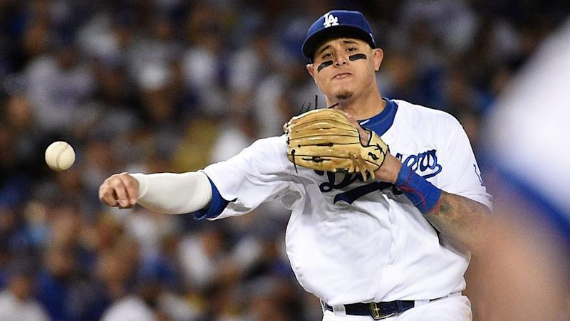 Manny Machado has reportedly signed with the San Diego Padres. (Getty Images)