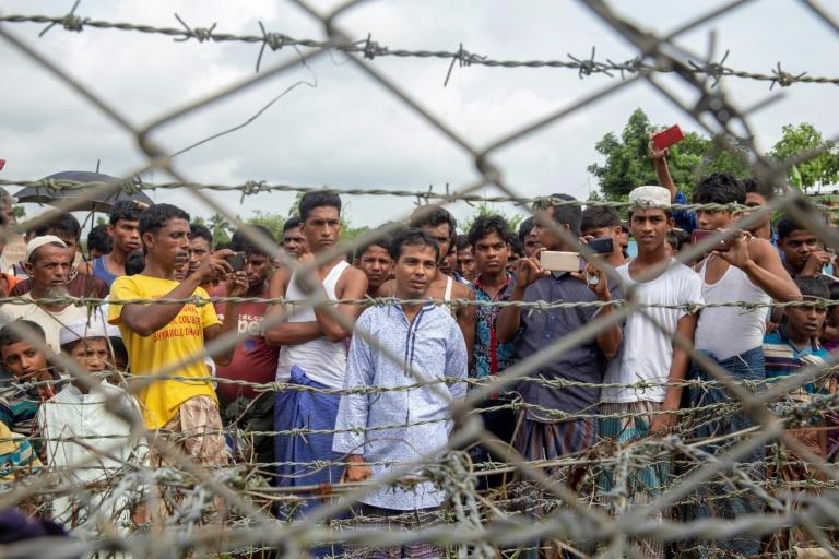 Aid agencies fear it will be years before they are allowed to return to Rakhine state