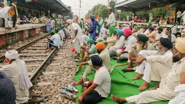In Haryana, meanwhile, highways in Sirsa, Fatehabad and Kurukshetra were blocked. There were also reports of farmers squatting on rail tracks at a few places. PTI