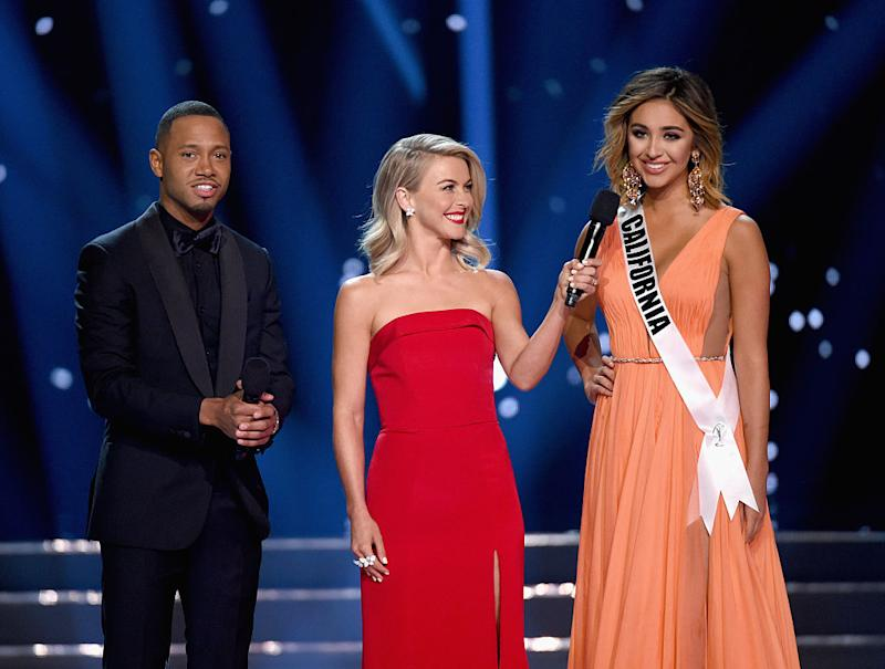We're so grateful Miss California Nadia Mejia is open about her body image struggles