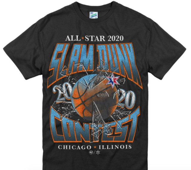 NBA All-Star Game '47 Vintage Tee