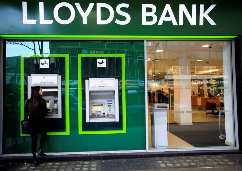 Lloyds Bank profit almost wiped out by $1.75 billion coronavirus hit