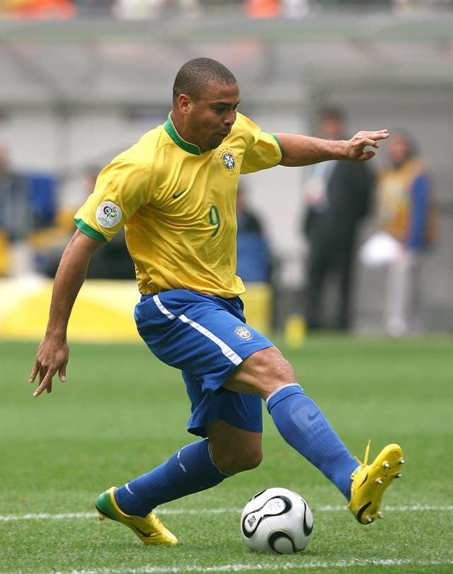 Ronaldo, a World Cup winner with Brazil in 2002, has backed FIFA's plans