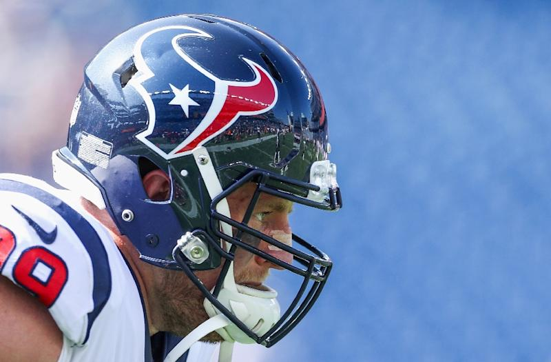 J.J. Watt of the Houston Texans has been active in community projects