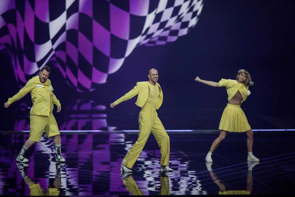 <p>Here's how to watch Eurovision Song Contest 2021 in the US</p> (Getty Images)