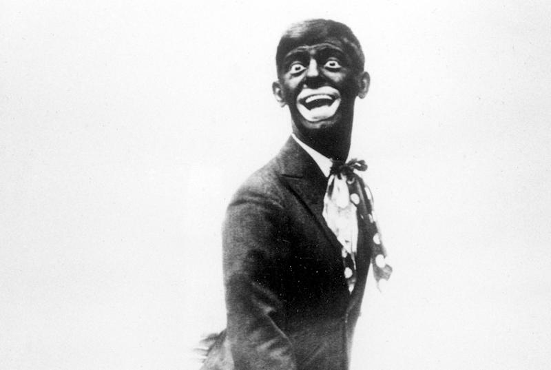 """FILE - This 1920s image shows comedian Eddie Cantor wearing blackface while performing """"If You Knew Susie."""" As some of Virginia's white political leaders grapple with long-delayed fallout from having worn blackface years ago, others who once donned blackface have been re-examining old memories of the behavior. (AP Photo/File)"""