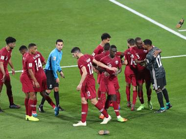 UAE football federation's appeal against Qatar for fielding ineligible players in 2019 Asian Cup semi-final to be heard at CAS