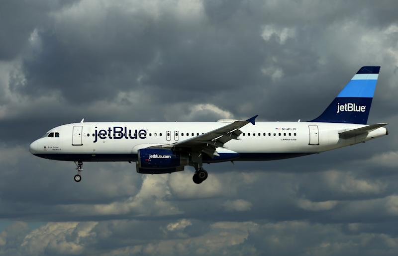 JetBlue caps ticket prices before Irma